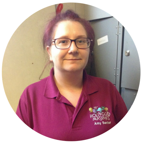 Deputy Manager - Amy Carberry